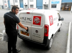 Apple MG- Meopham Service Centre for MG and Rover repairs